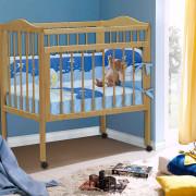 Кроватка_для_новорожденных_цвет_Вишня_фант
